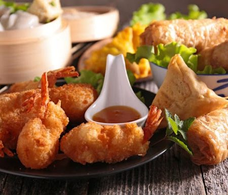 15. Mixed Fried Starters