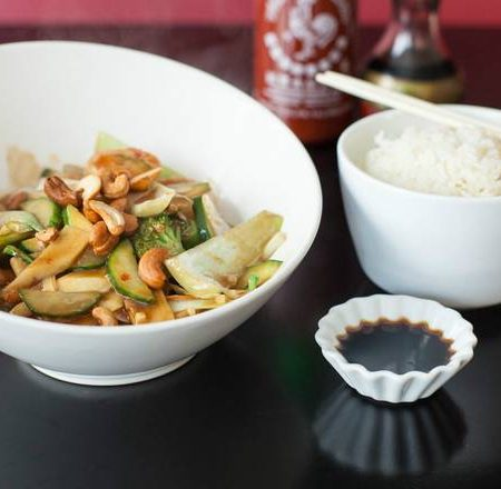 47. Kung Pao Shrimps