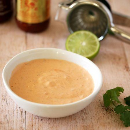 Thai Sweet Chili Mayo